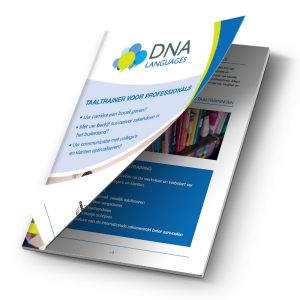 Brochure DNA Languages