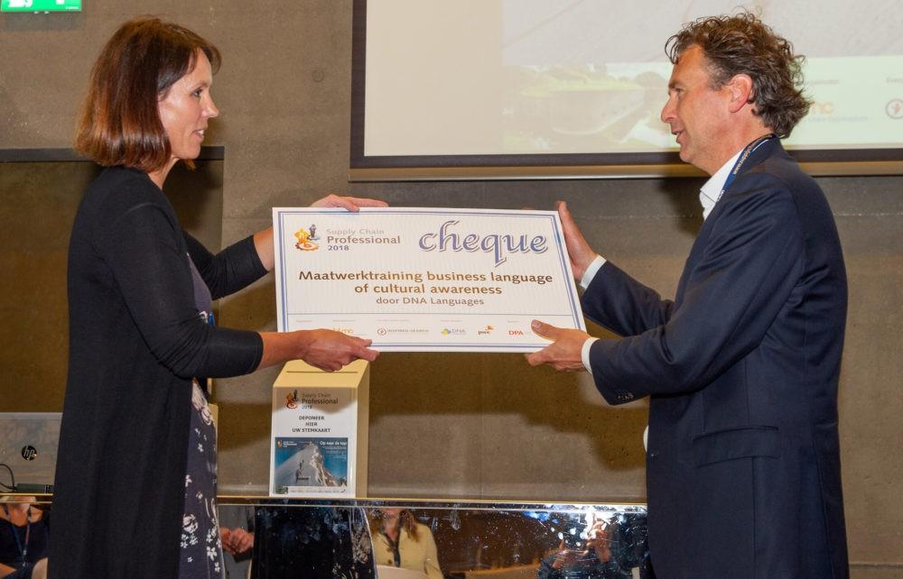 Friesland Campina winnaar SCM